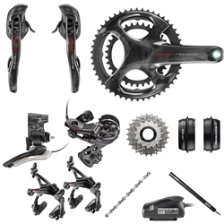 Campagnolo Super Record EPS 12-speed Rim Brake Groupset