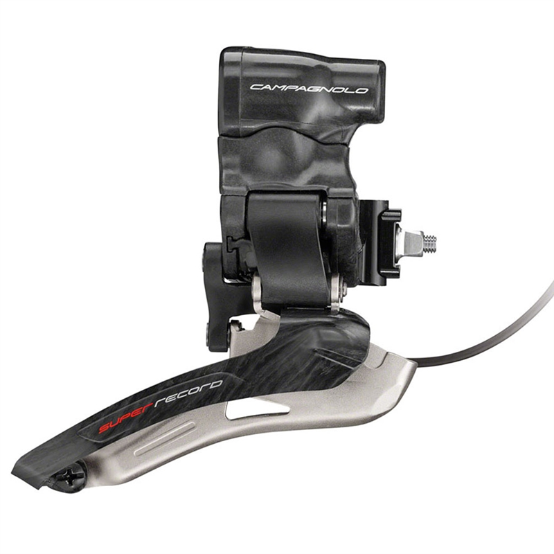 Campagnolo Super Record EPS 12-speed Front Derailleur