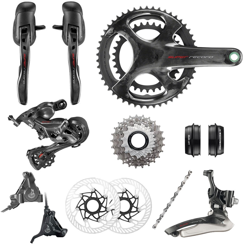 Campagnolo Super Record 12-speed Disc Brake Groupset