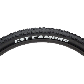 CST Camber Tire 26 x 2.1 27tpi Steel Bead Black