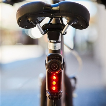 CYCLIQ FLY 6 CE Rear LED Light & HD Camera