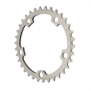 Campagnolo 10 Speed Record Compact Chainring 34T