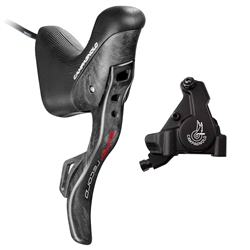 Campagnolo Super Record EPS 12-speed Shifter w/140mm Disc Caliper