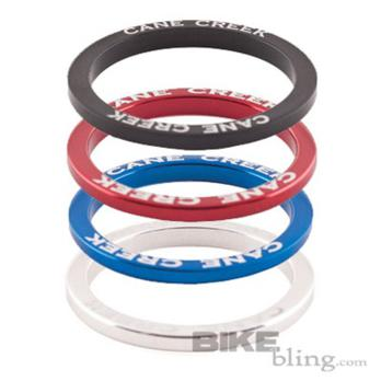 "Cane Creek 110-Series Interlok Spacers 1-1/8"" x 5mm"
