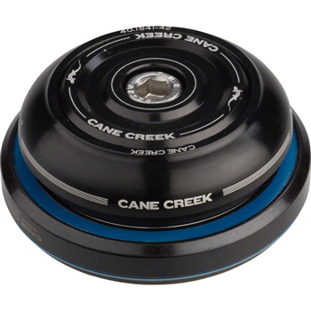 Cane Creek 40 IS41/28.6 IS52/40 Short Cover Headset Black