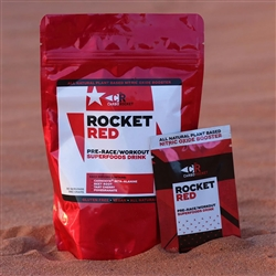 CarboRocket Rocket Red Pre-Race/Workout Superfoods Drink