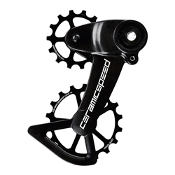 CeramicSpeed OSPW X Oversized Pulley Wheel System for SRAM Eagle AXS Coated