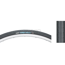 Chengshin CST C1390 Comp 700x25 Tire Black Steel Bead