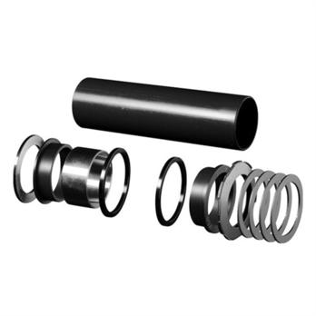 Chris King ThreadFit 24 Bottom Bracket Conversion Kit #17, Stepped Mtn, 100mm