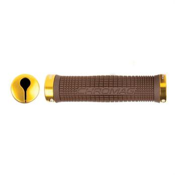 Chromag Squarewave grips, black