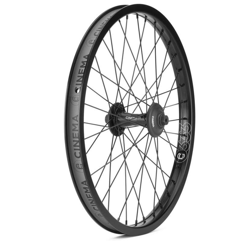 Cinema ZX 333 Front Wheel w/Guards