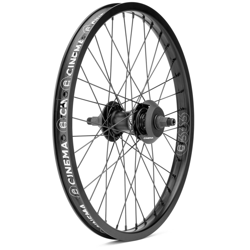 Cinema ZX Freecoaster Rear Wheel w/Guards