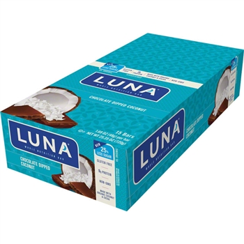 Clif Luna Bar Box of 15
