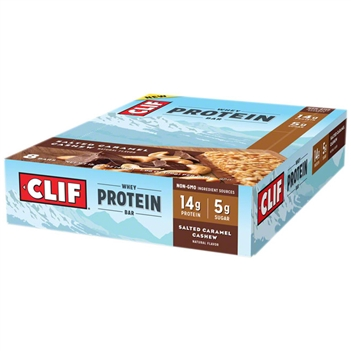 Clif Whey Protein Bar Box Of 8