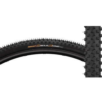 Continental Cyclo X-King 700x32 Race Sport Black Chili