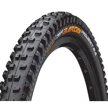 Continental Der Baron Projekt 26x2.4 Protection Apex Folding Tire
