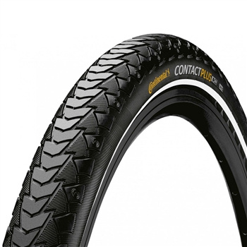 "Continental Contact Plus 26 x 1.75"" Tire"