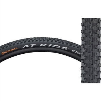 Continental AT Ride 700x42 Folding Bead Tire