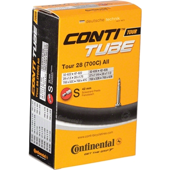 Continental 700c x 32-47mm 42mm PV tube