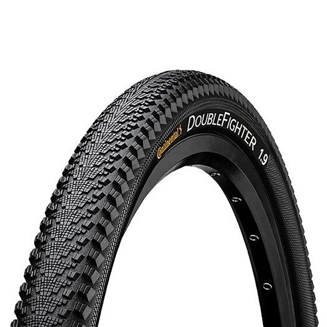 Continental Double Fighter III Tire