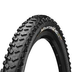 Continental Mountain King Folding ProTection+ Tire Black Chili