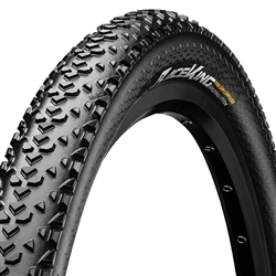 Continental Race King ProTection Folding Tire Black Chili