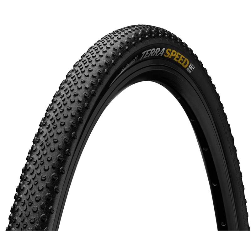 Continental Terra Speed 650B x 35 Folding ProTection TR + Black Chili