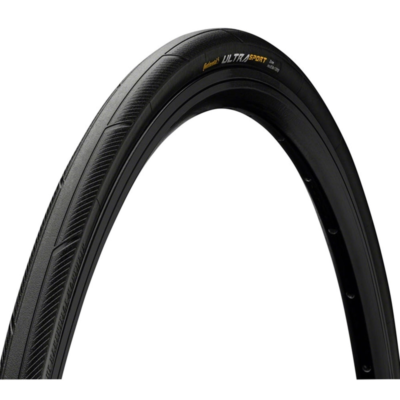 Continental Ultra Sport III 700c Folding Bead Tires