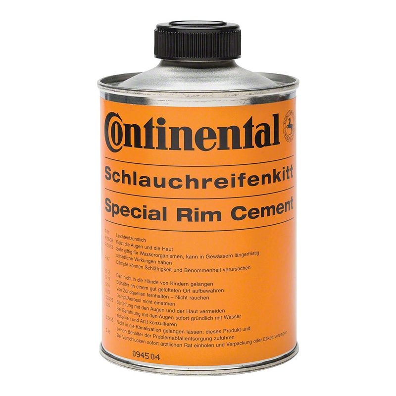Continental Rim Cement 12.0oz Canister
