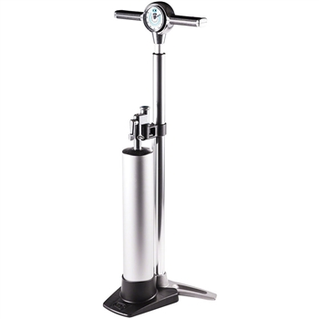Crank Brothers Klic Floor Pump Analog Burst Tank
