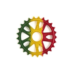 Cult Member Sprocket V2 Rasta 28T