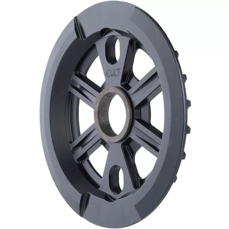 Cult DAK Guard Sprocket 25t Black