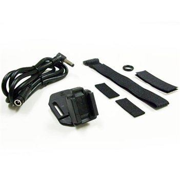 Cygolite Helmet Mount Kit for TridenX and MityCross Systems