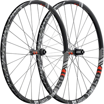 "DT-Swiss XM-1501 SPLINE 1 IS-disc 27.5"" Wheelset"