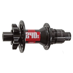 DT-Swiss 240s IS-disc R T-A hub, 12x142x32h (XD-11) - blk