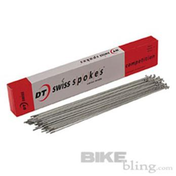 DT Competition Spokes Silver