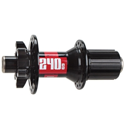 DT-Swiss 240s IS-Disc 12x142x32h Rear Thru-bolt Hub