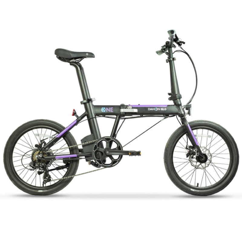 Dahon K-ONE Folding E-Bike Black