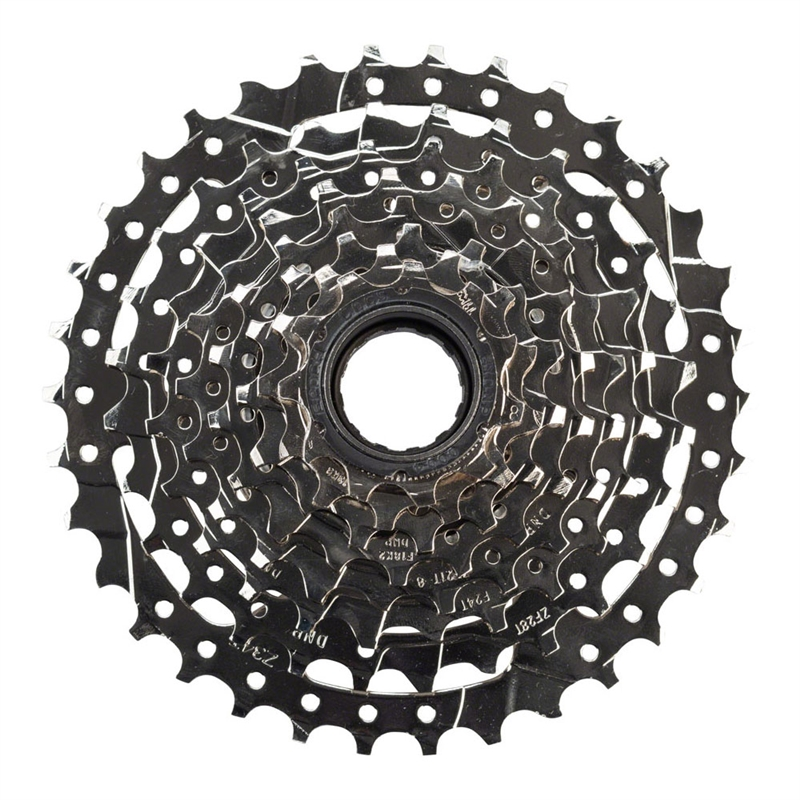 Dimension 8-Speed 11-34t Nickel Plated Freewheel