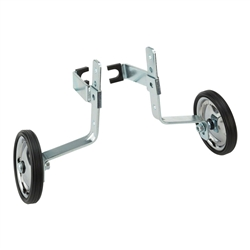"Dimension 12-20"" Metal Training Wheel Set"