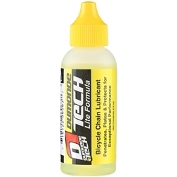 Dumonde Tech Lite Bicycle Chain Lube 2oz