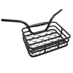 EVO XLC QR Pet Basket Front/Rear Black