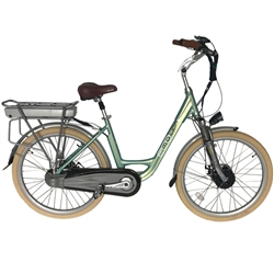 EcoMotion e-City Bike
