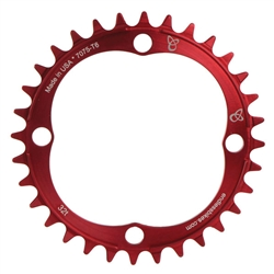 Endless Bike The 1 chainring, 104BCD 32T