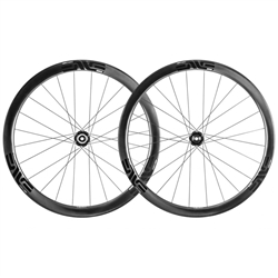 Enve Composites SES 3.4 AR Clincher CL Disc King R45 Wheelset