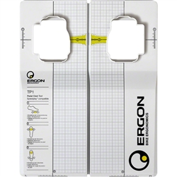 Ergon TP1 Pedal Cleat Tool Speedplay