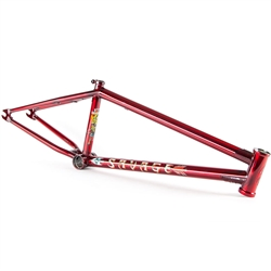 FITBIKECO Savage Frame Trans Red Justin Spriet Edition