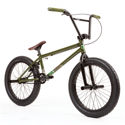 "FITBIKECO STR XL 20.75"" BMX Bike"