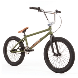 "FITBIKECO TRL XL 21.25"" BMX Bike"