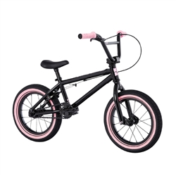 FITBIKECO Misfit 14 BMX Bike Gloss Black